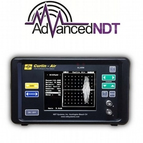 Curlin Air Airbourne Sound Flaw Detector by Advanced NDT Ltd.
