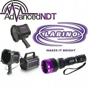 UV Lights, Lamps & UV LED Torches by Advanced NDT Ltd.