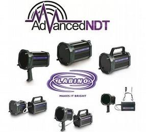 Labino Standard MPXL UV Lights by Advanced NDT Ltd.