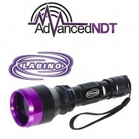 Labino UVG2 & UVG3 UV LED Torches by Advanced NDT Ltd.