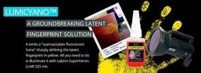 Labino SuperXenon LUMI Fingerprint Kit by Advanced NDT Ltd.