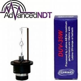 Labino DUV-35W F101 UV Bulb / Lamp by Advanced NDT Ltd.