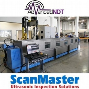 Automated Ultrasonic Testing Systems – ScanMaster by Advanced NDT Ltd.