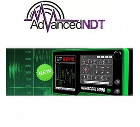 NovaScope 6000 – Precision Thickness Gauge by Advanced NDT Ltd.