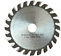 Sawblades by Wealden Tool Company Ltd