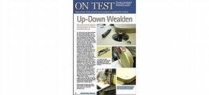 British Woodworking test Wealden's Trimmer from Wealden Tool Company Ltd