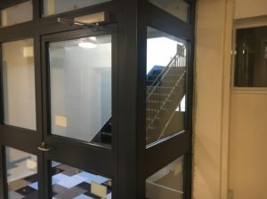 Fire Doors for Lambeth Council from Shaw Security