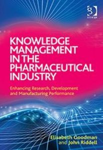Knowledge Management & Pharma Industry from Gower Publishing Ltd.