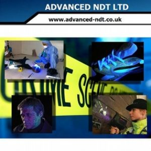 Labino Forensic & Crime Scene Lighting range from Advanced NDT Ltd.