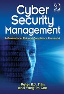 Cyber Security Management from Gower Publishing Ltd.