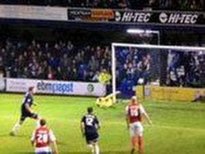 Southend United from Next Day Displays and Pavement Signs