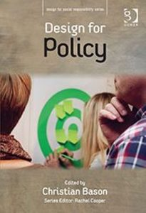 Design for Policy from Gower Publishing Ltd.