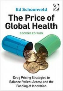 The Price of Global Health 2nd Edition from Gower Publishing Ltd.