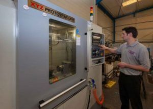 XYZ MACHINE TOOLS- CASE STUDY from Batchflow Engineering