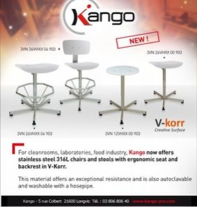 NEW Super Hygienic Chairs at RB Scientific from RB Scientific