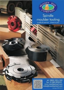 Wealden publish latest Spindle Moulding catalogue from Wealden Tool Company Ltd