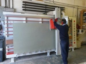 Striebig saw proves popular at family joinery from TM Machinery
