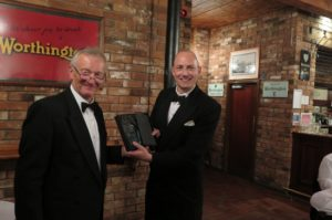 Russell Finex wins the SHAPA Export Award from Russell Finex Ltd.