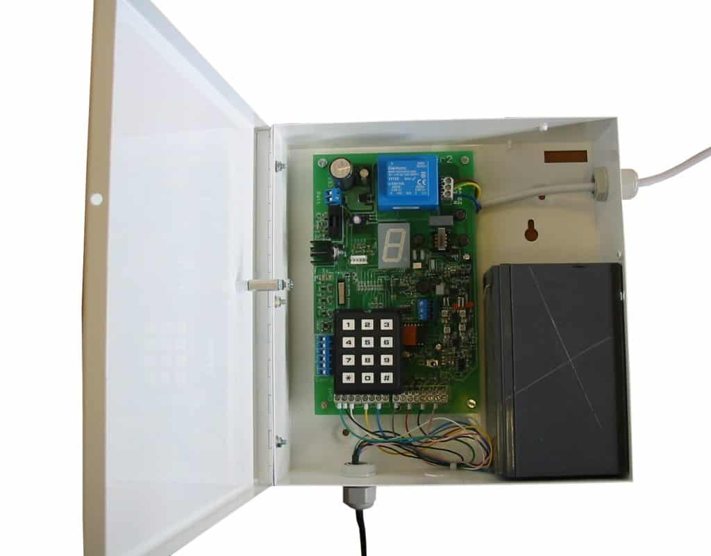 Mains Signalling System by