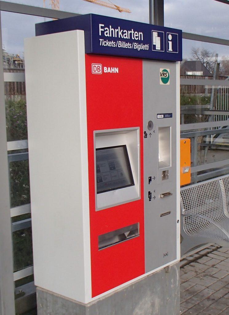 Vending Machine Alarm by