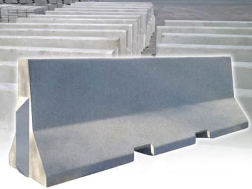 Concrete Jersey Barriers by Elite Precast Concrete Ltd – Concrete Blocks & Wall Systems