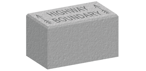 Marker blocks by Elite Precast Concrete Ltd – Concrete Blocks & Wall Systems