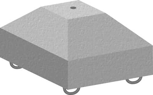 Sea Anchor Blocks by Elite Precast Concrete Ltd – Concrete Blocks & Wall Systems