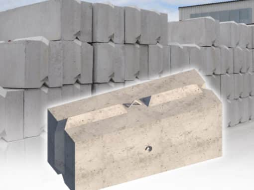 Vee™ Interlocking Concrete Blocks by Elite Precast Concrete Ltd – Concrete Blocks & Wall Systems
