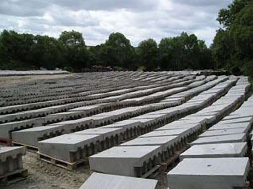Dam Spillway Blocks by Elite Precast Concrete Ltd – Concrete Blocks & Wall Systems