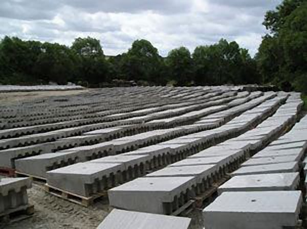 Dam Spillway Blocks by Elite Precast Concrete Ltd – Concrete Blocks & Wall Systems