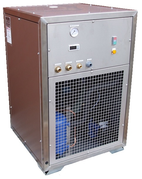 Industrial Water Chillers to suit all Industries by F&R Products Ltd