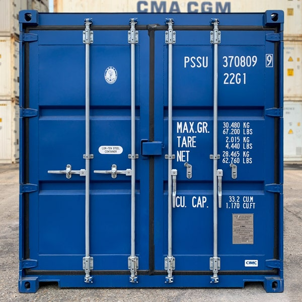 20ft General Purpose Shipping Container by Pentalver