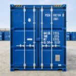 High Cube Shipping Containers by Pentalver