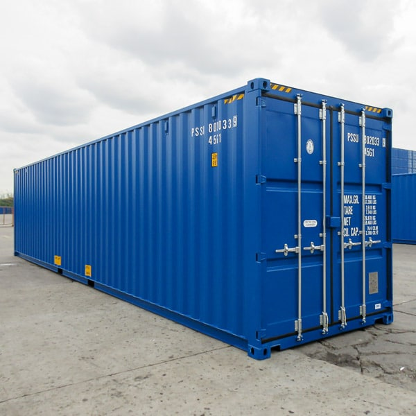 High Cube Shipping Containers from Pentalver