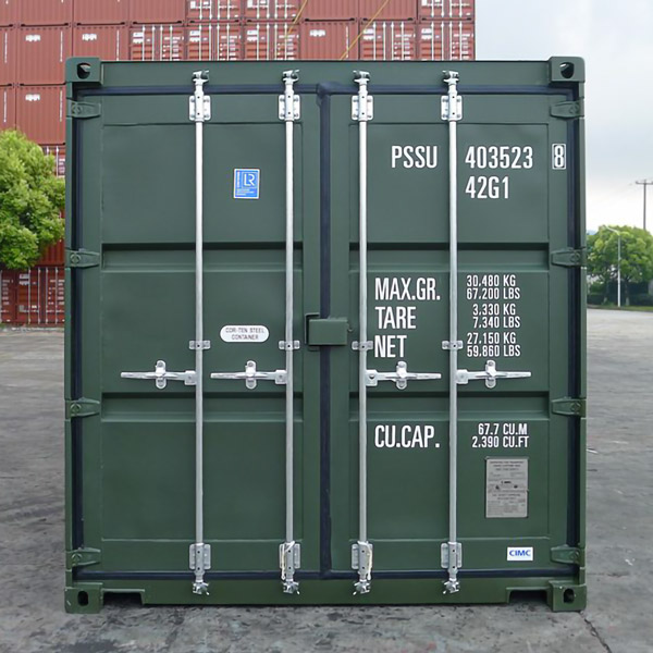 40ft General Purpose Shipping Container by Pentalver