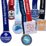 Bespoke Medals by Five Star Trophies