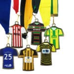 Shirt Shape Medals by Five Star Trophies